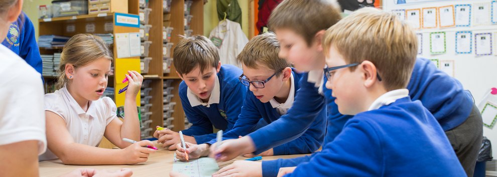 Life at Clifton-upon-Teme Primary School